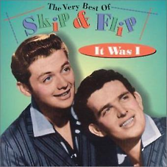 Skip & Flip - It Was I-Very Best of [CD] USA import