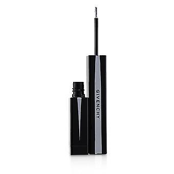 Phenomen'eyes Brush Tip Eyeliner - # 01 Shimmer Silver - 3ml/0.1oz