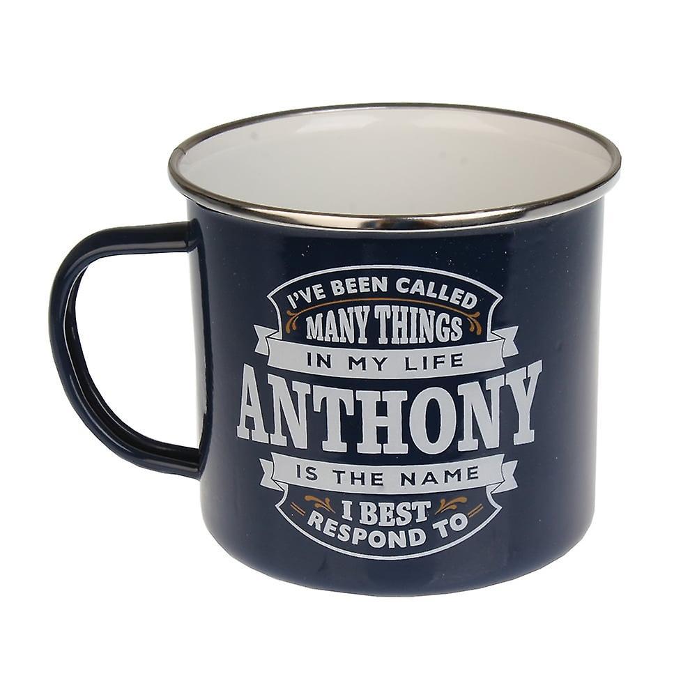 History & Heraldry Anthony Tin Mug 29