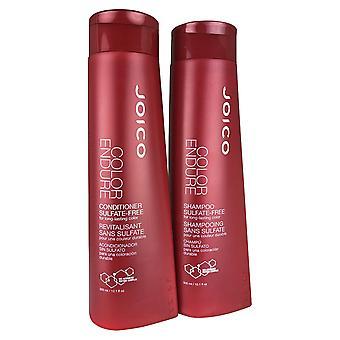 Joico kleur doorstaan sulfaat vrije shampoo & conditioner duo 10,1 oz elk voor langdurige kleur