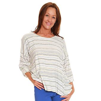 MASAI CLOTHING Masai Sage Stripe Top Danuta 1000856