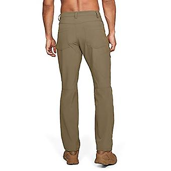 Under Armour Men's Flex Pant, Bayou (251)/Bayou, 36/30