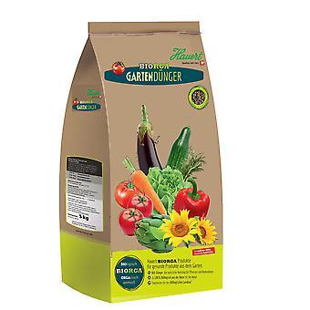 HAUERT Biorga Garden Fertilizer, 5 kg