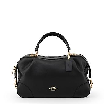 Coach Original Women All Year Handbag - Black Color 34550