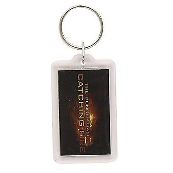 Hunger Games Catching Fire Every Revolution Keychain