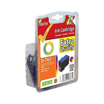 Inkrite NG Inkt Cartridges voor Dell A940 A960 - 7Y745-kleur