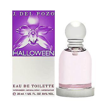 Halloween by j. del pozo for women 1.0 oz eau de toilette spray