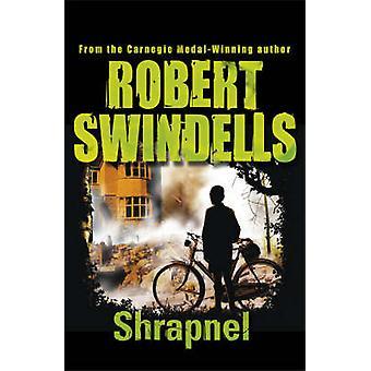 Granatsplinter af Robert Swindells - 9780552559300 Bog