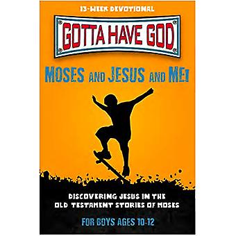 Kidz - Ghg - Moses and Jesus and Me! 10-12 - For Boys - Ages 10-12 - 978