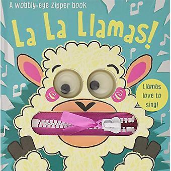 La La Llamas! by Georgie Taylor - 9781789581843 Book