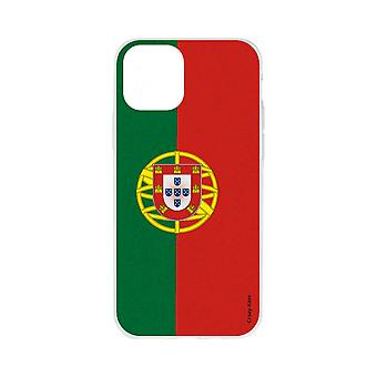 Shell für iPhone 11 Flexible Muster portugiesische Flagge