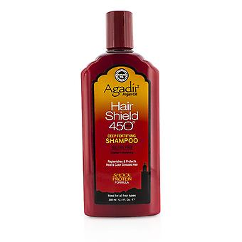 Hair shield 450 plus deep fortifying shampoo sulfate free (for all hair types) 183565 366ml/12.4oz