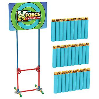 K'Nex K-Force Build and Blast 30 Dart Pack and Target