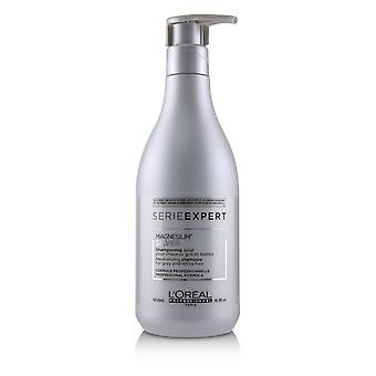 Professionnel serie expert silver magnesium neutralising shampoo (for grey and white hair) 217470 500ml/16.9oz