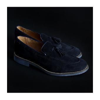 SB 3012 - shoes - moccasins - 1000_CAMOSCIO_BLU - men - navy - EU 44