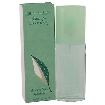 Green Tea Eau De Parfum Spray By Elizabeth Arden 1 oz Eau De Parfum Spray
