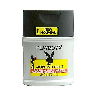 Playboy Morning Fight borotválkozás után balzsam energizing 100ml növelése nyugtató