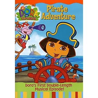 Dora the Explorer - Dora's Pirate Adventure [DVD] USA import
