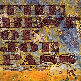 Joe Pass - Best of Joe Pass [CD] USA import