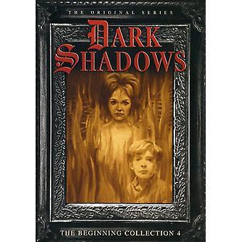 Dark Shadows: The Beginning - DVD Collection 4 [4 Discs] [DVD] USA import