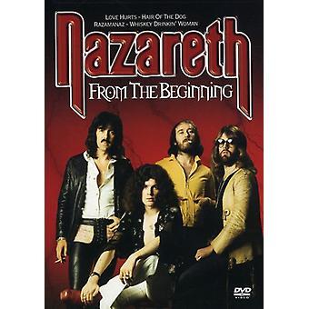 Nazareth - From the Beginning [DVD] USA import