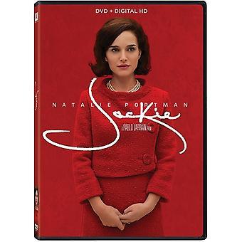 Jackie [DVD] Yhdysvalloissa tuoda
