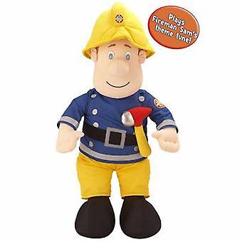 Brandweerman Sam 12 inch Talking pluche