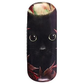 Linda Jones Autumn Cat Glasses Case