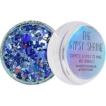 Shrine High Quality Cosmetic Chunky Glitter - Blue Mermaid 10g