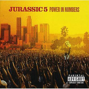 Jurassic 5 - Power in Numbers [CD] USA import