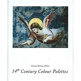 14th Century Colour Palettes  Volume 1 and 2 by Edited by Patricia Railing