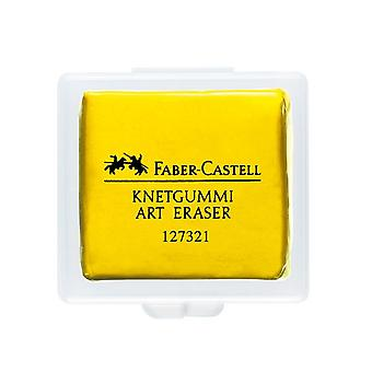 Faber Castell Kneadable Eraser Yellow/Blue/Red