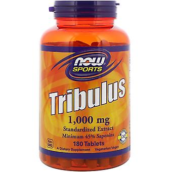 Now Foods, Sports, Tribulus, 1,000 mg, 180 Tablets