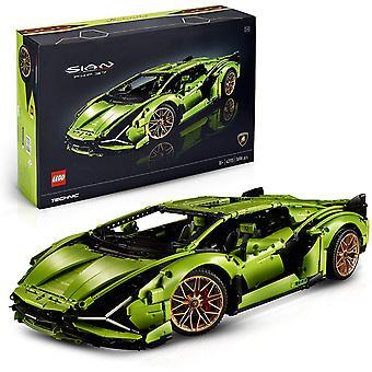 LEGO 42115 Technic Lamborghini Sián FKP 37 Voiture de course, Advanced Building Set