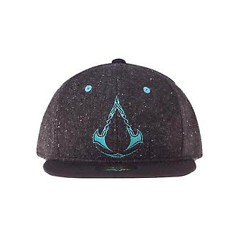 Assassin's Creed Valhalla Logo Snapback Cap