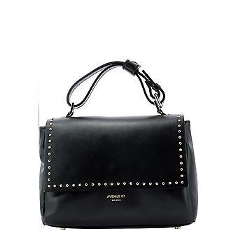 Avenue 67 Elettraxs1 Women's Black Leather Handbag