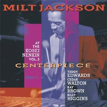 Milt Jackson - Milt Jackson: Vol. 2-at the Kosei Nenkin-Centerpiece [CD] USA import