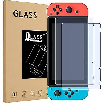 9h-tempered Film-glass Screen-protector, Eye-protection For Nintend Switch