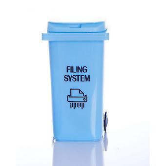 Desk Tidy - Dustbin Design - Filing System - Gift Item