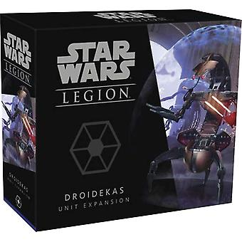Star Wars Legion Droidekas -yksikön laajennuspaketti