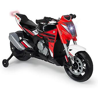 Licensed Injusa honda motorbike naked red