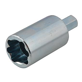 Monument 2166M TRV Tail Driver Fitting Socket MON2166