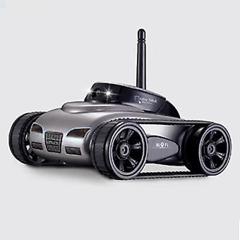Rc Car With Camera Wifi Remote Control Toy Tank Support Ios Android Iphone Ipad