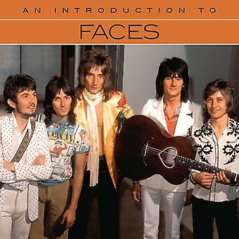 Faces - An Introduction to [CD] USA import