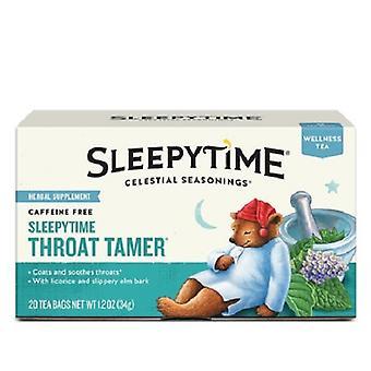 Celestial Seasonings Tea Sleepytime Throat Tamer
