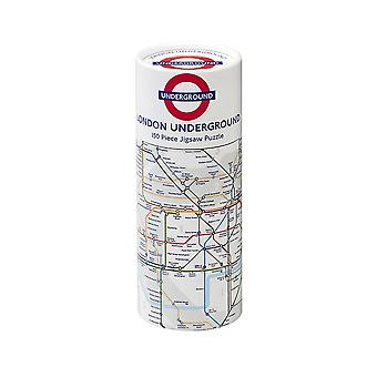 Gibsons Puzzel TFL Underground Map 150 stuks
