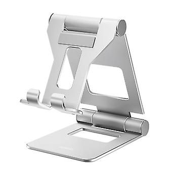 Tablet Stand Adjustable Foldable Holder For Ipad Mini/ipad Air - Aluminium
