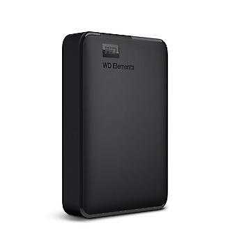Wd 4 tb elements portable external hard drive - usb 3.0