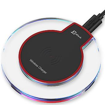 Jetech 2170- universal wireless charger qi charging pad