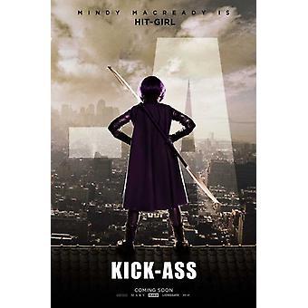 Kick-Ass Movie Poster (11 x 17)